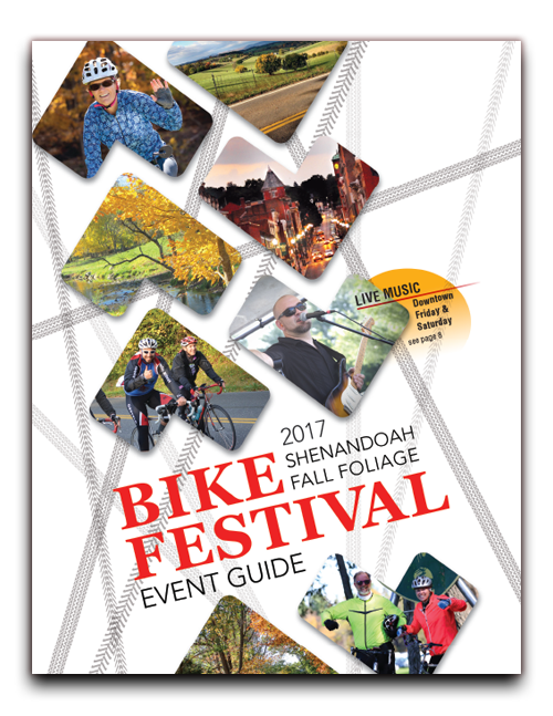 Fall Foliage Bike Festival Event Guide 2017