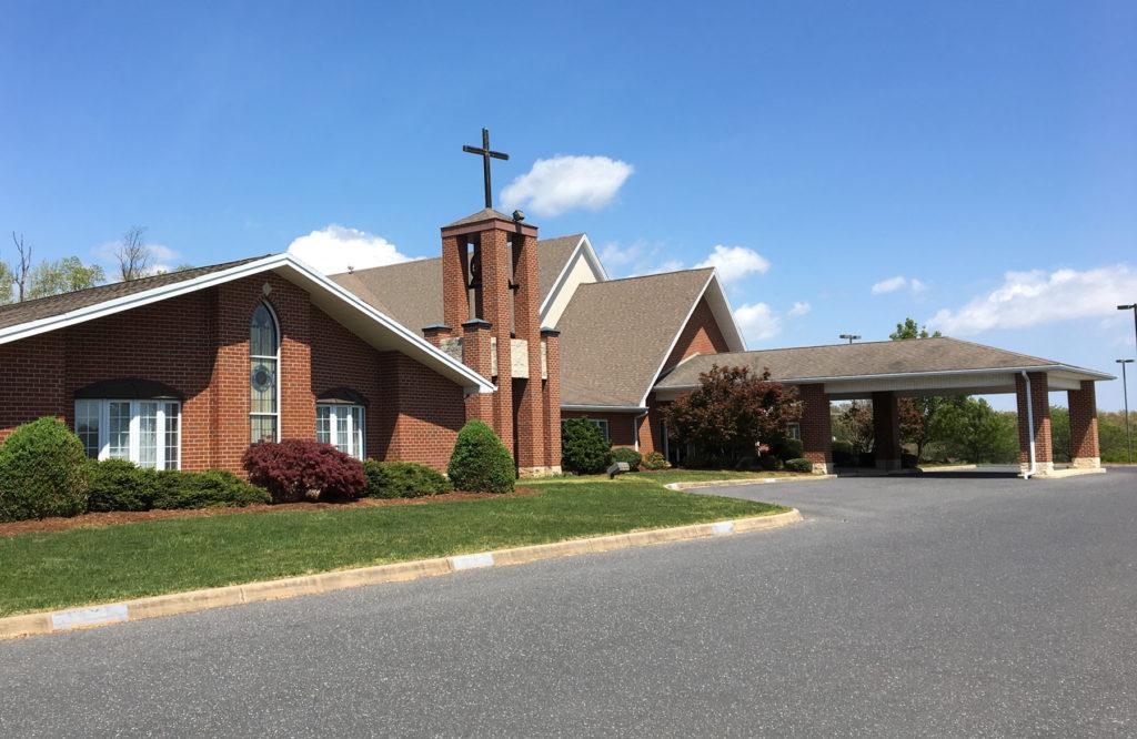 St. Paul's UMC Staunton, VA