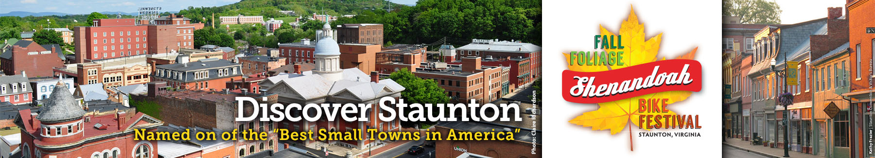Discover Staunton, Virginia