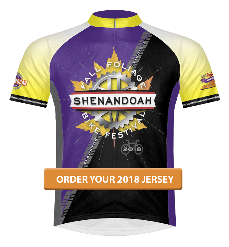 order your 2018 Fall Foliage Bike Jersey here