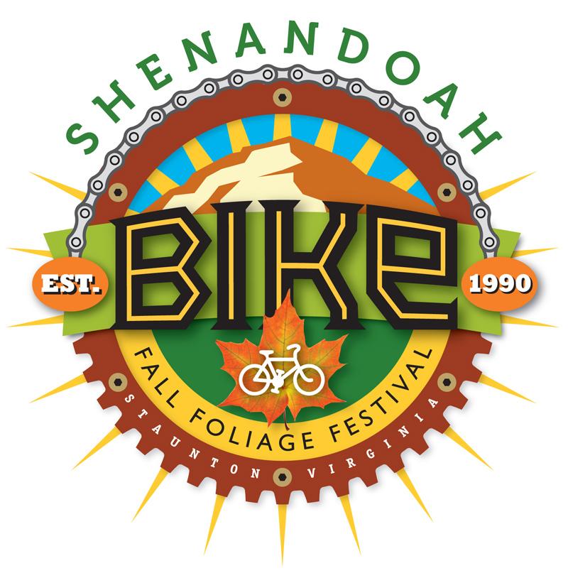 Shenandoah Fall Foliage Bike Festival logo